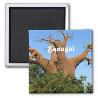 Senegal Kylskåpsnagnet
