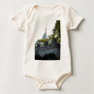 Seoul Namsan torn till och med fyrarna Body För Baby