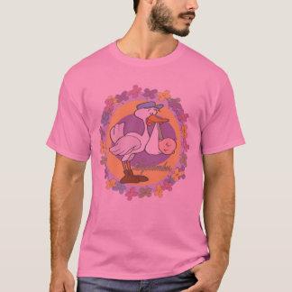 September daterar rakt moderskapT-tröja T-shirts