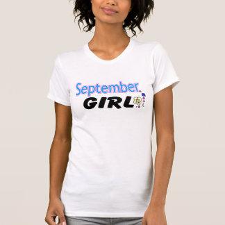 September flicka t-shirt