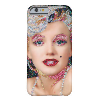 Sequined Marilyn IPhone 6 fodral Barely There iPhone 6 Skal