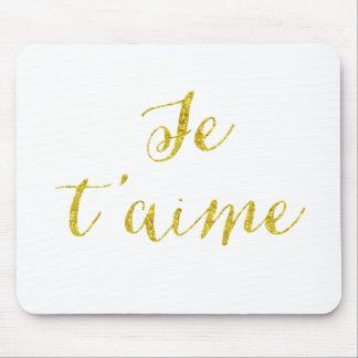 Sequins för guld- glitter för Faux för Je Musmatta