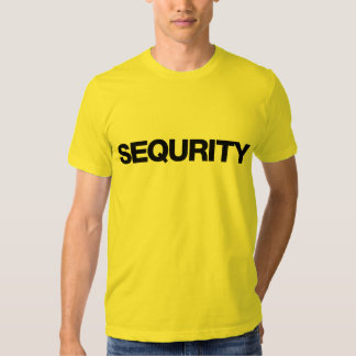 SEQURITY™-UTSLAGSPLATSSKJORTA T-SHIRT