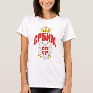 Serbia Cyrillic Tröja