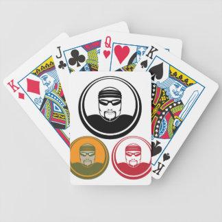 Seriemördare Spelkort