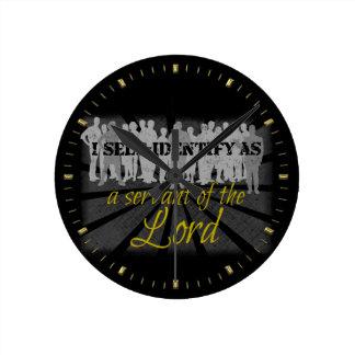 serveraa Kristus Rund Klocka