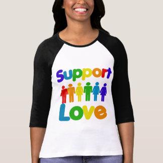Servicekärlek - homoäktenskap t-shirts