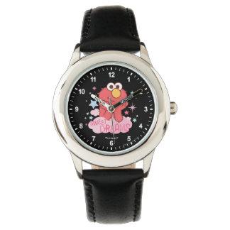 Sesamgata   Elmo - söta drömmar Armbandsur