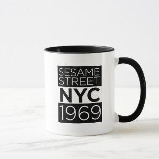 Sesamgata NYC Mugg