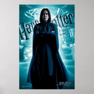 Severus Snape HPE6 1 Affischer