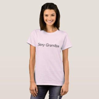 Sexig morfarT-tröja Tee Shirts