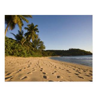 Seychellerna Mahe ö, Anse Takamaka strand, 2 Vykort