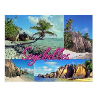 Seychellerna Vykort