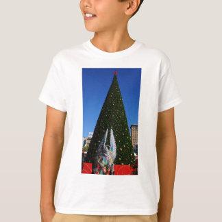 SF-union kvadrerar julgranungeT-tröja T-shirt