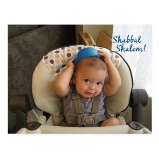 Shabbat Shalom! Vykort