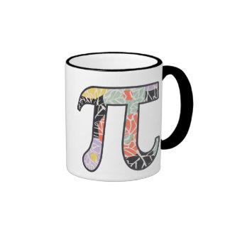 Shabby chic för Pi-dagvintage Kaffe Kopp