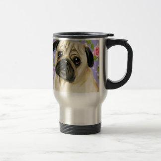 Shabby chicmops kaffe muggar