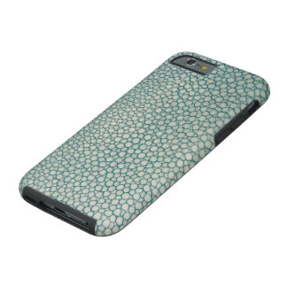 Shagreen AquaSeafoam grönt Tough iPhone 6 Skal