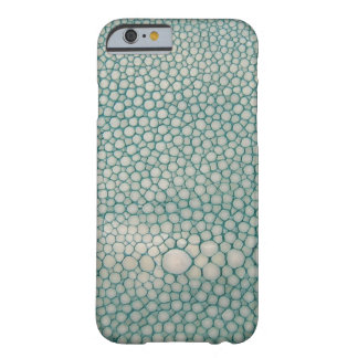 Shagreen Seafoam grönt Barely There iPhone 6 Skal