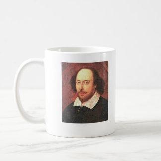 Shakespeare citationstecken kaffemugg