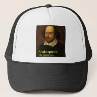 Shakespeare hatt keps