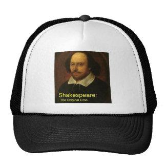 Shakespeare hatt keps
