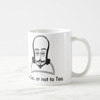 Shakespeare mugg