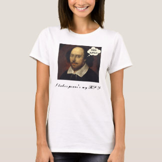 Shakespeare SMS T Shirt
