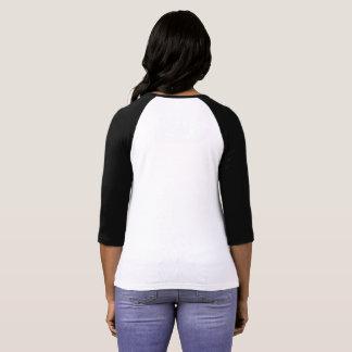 Shakespeare Thugkvinna 3/4 T-tröja för sleeve Tee