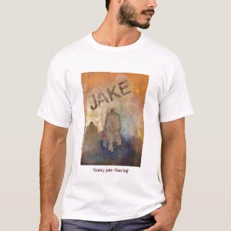 """""""Shakey Jake - lämna """", Tshirts"""