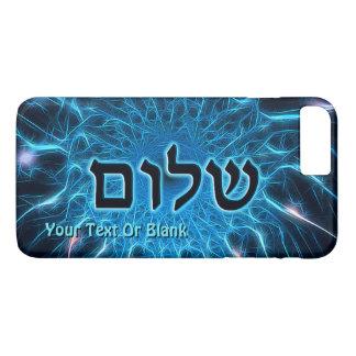 Shalom på blåttFractal