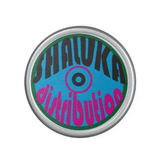 """Shaluka Dist. """"Något som du kan knuffa till till"""" Bluetooth Speaker"""