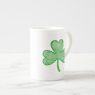 Shamrock Bone China Kopp