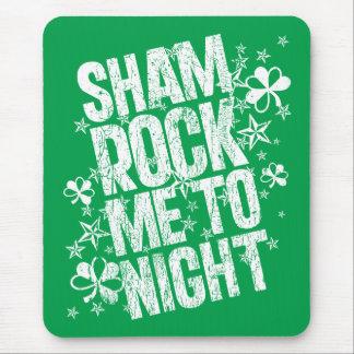 Shamrock mig ikväll musmatta
