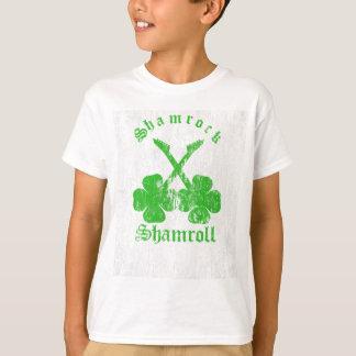 Shamrock N Shamroll DS Tshirts