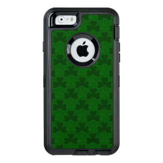 Shamrock OtterBox Defender iPhone Skal