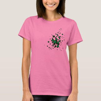 shamrocken bubblar t shirt