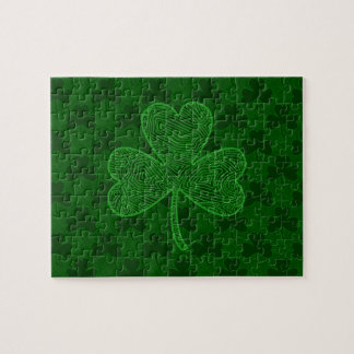 Shamrockpussel Pussel