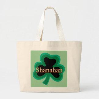 Shanahan familj tote bag