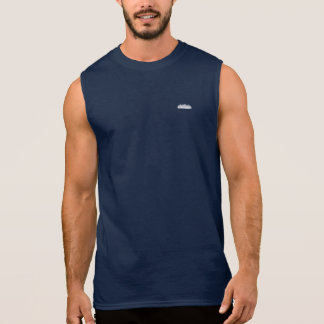 Shaolivin i den Amerika tanken Sleeveless T-shirt
