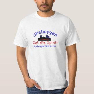 Sheboygan ande tshirts