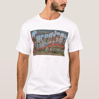 Sheboygan Wisconsin (indier nr. 1) Tee Shirts