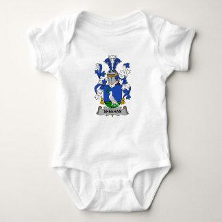 Sheehan familjvapensköld tröja