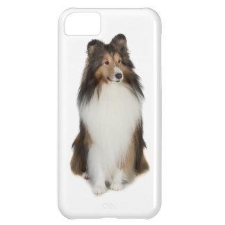 Sheltie Smartphone fodral iPhone 5C Fodral