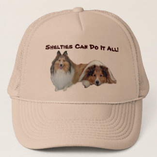 Shelties hatt truckerkeps