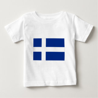 Shetland flagga tee shirt