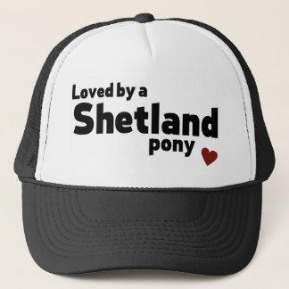 Shetland ponny keps