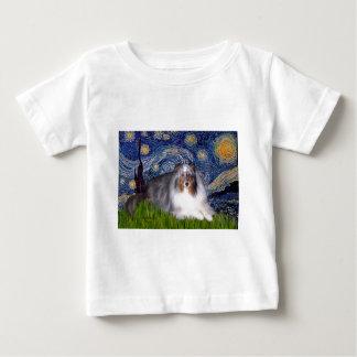 Shetland Sheepdog 17 - Starry natt Tröja