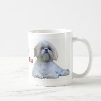 Shih Tzu älskar jag muggen Kaffemugg