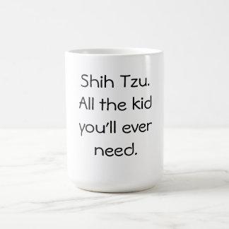 Shih Tzu är all unge Kaffemugg